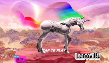 Robot Unicorn Attack 2 (обновлено v 1.7.8) (Mod Money)