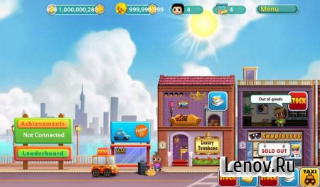 SMALL STREET v 1.4.1 Mod (Unlimited Money & Glu Coins)