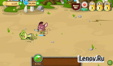 Mouse Town v 1.07 Mod (Unlimited Money)