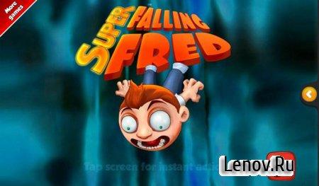 Super Falling Fred v 1.1.0 Mod (свободные покупки)