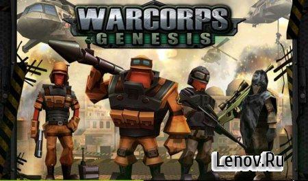 WarCom: Genesis v 1.1.3 + Mod (бесконечные монетки и кристаллы)