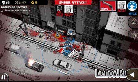 The Walking Dead: Assault (обновлено v 1.68)