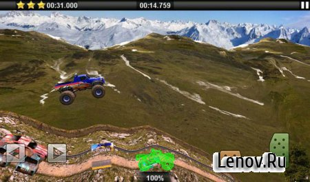 Offroad Legends (обновлено v 1.3.7) MOD (Unlimited Money)