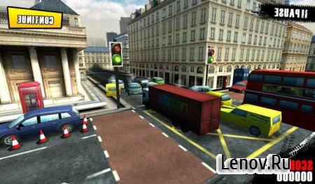 Traffic Panic London (обновлено v 1.3) Мод (свободные покупки)