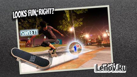 Tech Deck Skateboarding v 2.1.1 Mod (Unlimited Gold & Money)