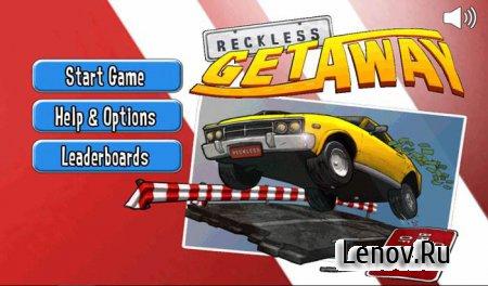 Reckless Getaway (обновлено v 1.0.7) Mod (Unlocked)