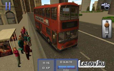 Bus Simulator 3D v 1.9.1 Мод (разблокированы предметы)