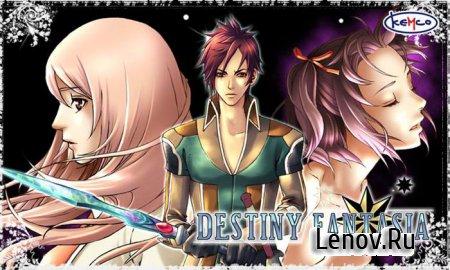 RPG Destiny Fantasia - KEMCO v 1.1.0g