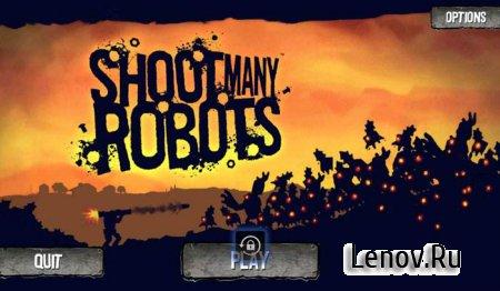 Shoot Many Robots (обновлено v 127434) (Unlimited Nuts)