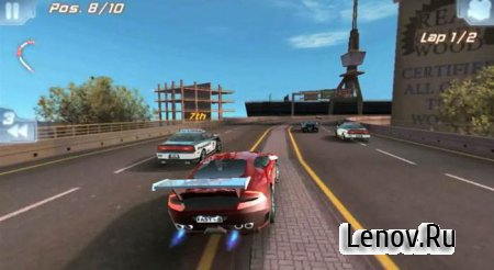 Fast Five the Movie: Official Game HD (Форсаж 5) v 1.0.9