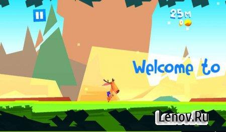 Run My Deer (Беги, мой олень) v 1.0 + Mod (UNLIMITED GOLD)