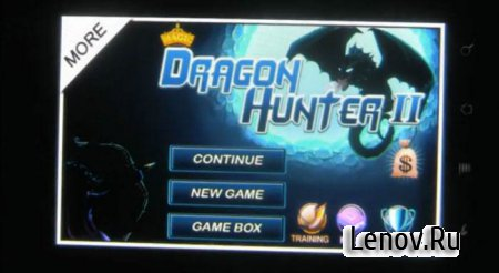 Dragon Hunter II v 1.0 Mod (Unlimited Money)