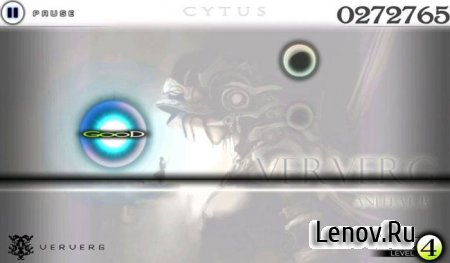 Cytus (обновлено v 10.0.10) Mod (Unlocked)