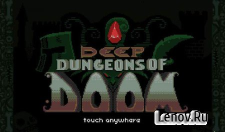 Deep Dungeons Of Doom (обновлено v 1.1.1) Mod (Unlocked Unlimited Gold)