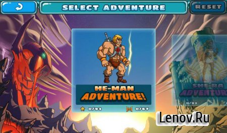 He-Man: The Most Powerful Game (обновлено v 1.0.3)