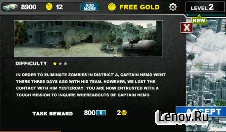 Zombie Frontier v 1.13 + Mod