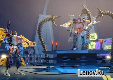 Transformers Construct-Bots (обновлено v 1.4) (Mod Money)