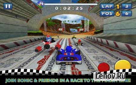 Sonic & SEGA All-Stars Racing™ v 1.0.1