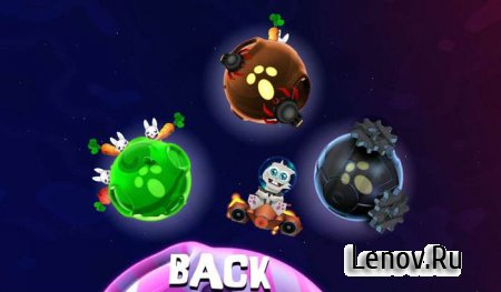 Rocket Bunnies v 1.2.2 (Ad-Free & all levels)