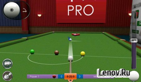 International Snooker Pro THD (обновлено v 1.11) Мод (много денег)