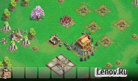 Samurai Siege v 1594.0.0.0 Мод (много денег)