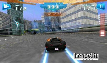Fast Racing 3D v 1.8 Mod (много денег)