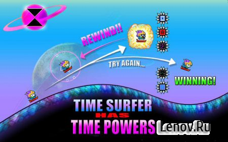 Time Surfer v 1.8.9665381 Мод (много денег)