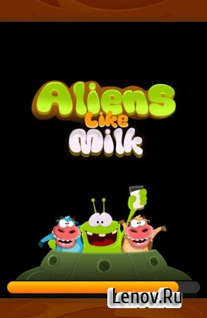 Aliens Like Milk v 1.0.5 free