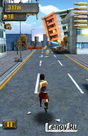 3D City Run Hot v 1.0