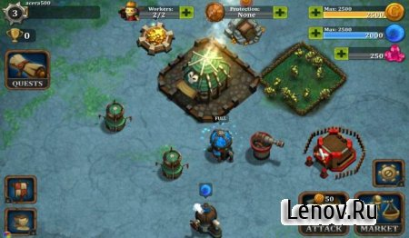 Clans Clash: League of Shadows v 0.9.21