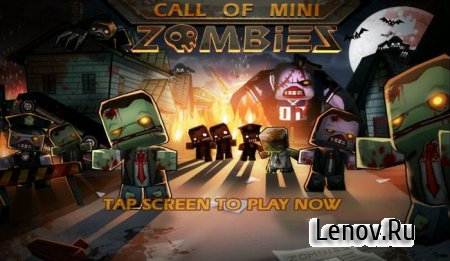 Call of Mini™ Zombies v 4.4.0 Мод (много денег)