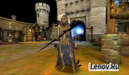 Deprofundis: Requiem (обновлено v 2.16) Mod (Ads Free & Full & Unlimited Skills Point & Gold & Runestones)