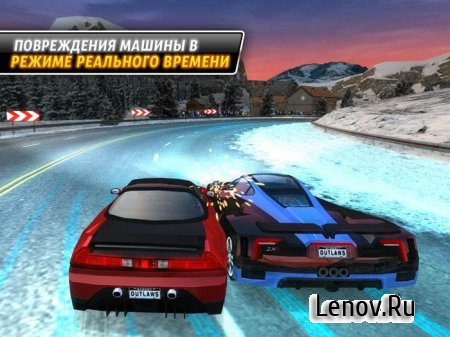 Drift Mania: Street Outlaws (обновлено v 1.18) (Mod Money)