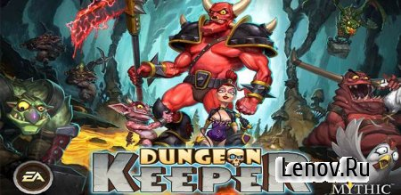 Dungeon Keeper v 1.8.91 Mod (Jevels)