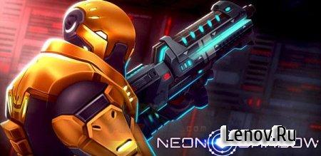 Neon Shadow (обновлено v 1.40) Мод (много боеприпасов)