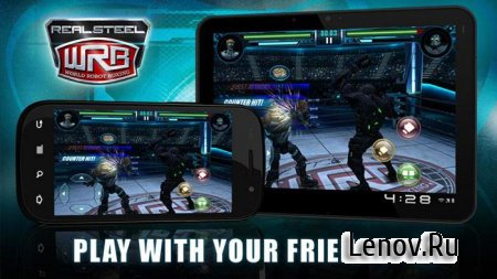 Real Steel World Robot Boxing v 47.47.140 (Mod Money)