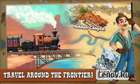 Westbound: Pioneer Adventure (обновлено v 1.8.4) (Mod Resources)