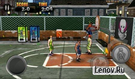 Jam City Basketball (обновлено v 1.2.8) (Free Shopping)