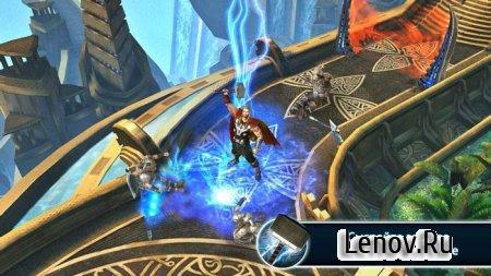 Thor: TDW - The Official Game (обновлено v 1.2.0n) Mod (свободные покупки)