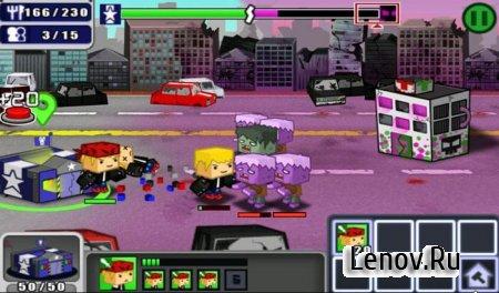 Hero Wars 2: Zombie Virus (обновлено v 1.5) Mod (свободные покупки)