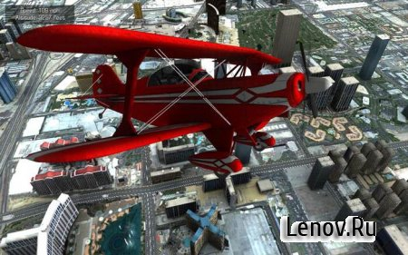 Flight Unlimited Vegas HD Sim (обновлено v 1.2)