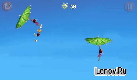 Rayman Fiesta Run (обновлено v 1.2.9) + Mod (много денег)