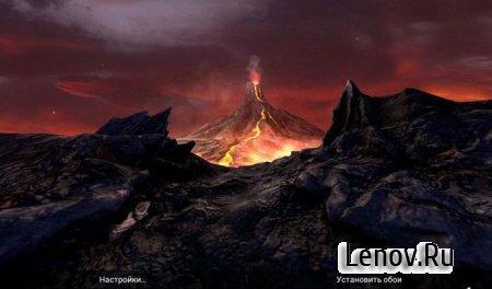 Volcano 3D Live Wallpaper v 1.0