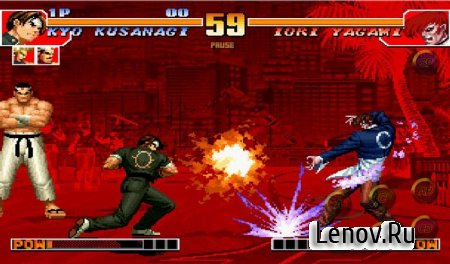 THE KING OF FIGHTERS '97 v 1.4 Мод (много денег)