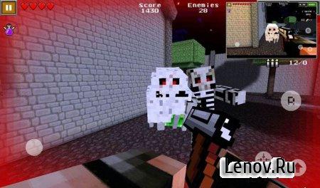 Pixel Gun 3D v 16.6.1 Мод (много денег)