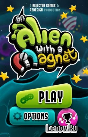 An Alien with a Magnet v 2.2.123 Мод (Unlocked)