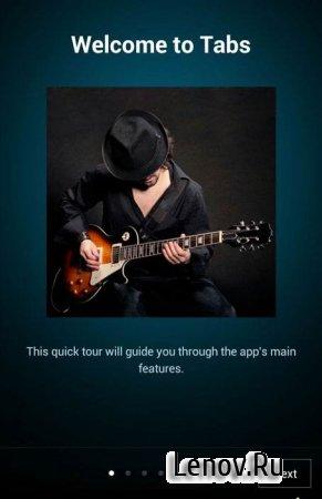 Ultimate Guitar Tabs & Chords (обновлено v 4.0.3)
