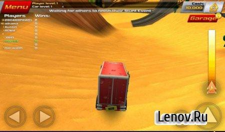 Crash Drive 2 v 2.54 Мод (бесконечные деньги)