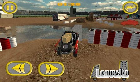 Challenge Off-Road 4x4 Driving (обновлено v 1.02)