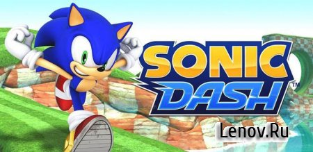 Sonic Dash v 4.1.0 (Mod Money/Unlock/Ads-Free)